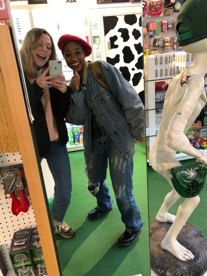 bo and I